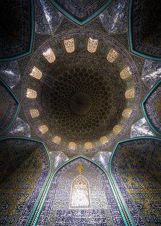 Photograph Sheikh lotfollah Mosque by Mohammad Reza Domiri Ganji  on 500px