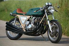 1976 Benelli 750Sei - Pipeburn - Purveyors of Classic Motorcycles, Cafe Racers & Custom motorbikes