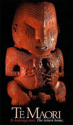 Te Maori, New Zealand