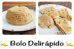 Bolo Delirápido By Paulinha