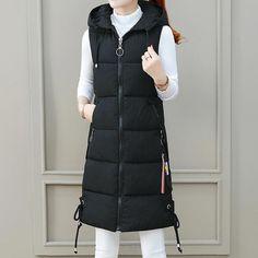 Zimní vesta Andera - černá - Pošta Zdarma Winter Jackets, Vest, Fashion, Winter Coats, Moda, Winter Vest Outfits, Fasion, Trendy Fashion, La Mode