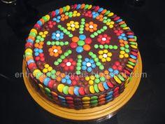 Entre Panes y Tortas: A pedido de muchos fans, la receta de la Rocklets Cake!
