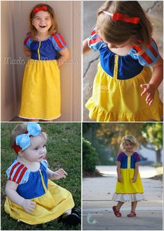 M4M Snow White Dress