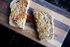 Tahini Toast on Food52