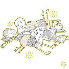 Family portrait by Suus' Design