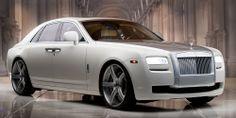 Rolls-Royce Ghost