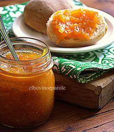 arance zenzero marmellata