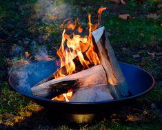 Minigarten Zubehör Feuerstelle Kochstelle Lagerfeuer mit Schale