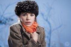 #mujeres #modelo #book #moda #globos #produccion fotografica #invierno