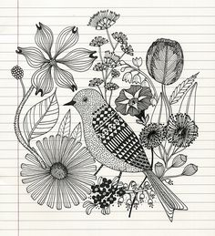 fabulous doodles by Geninne