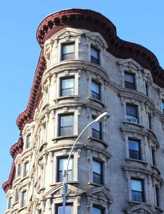 Amazing architecture, Harlem, Manhattan, New York City