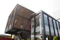 Restaurant Brujas de Cachiche La Molina, La Molina, 2011 - JM Polo Arquitectos…
