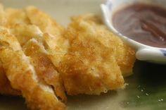 Chicken Katsu from thehungryartist.wordpress.com