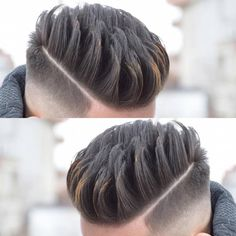 "13k Likes, 25 Comments - Mens Hair Styles 2017 (@guyshair) on Instagram: ""Follow @barbershairworld for more menshair! Upcoming page"""