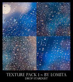Texture pack - Drop Stardust by =LoMiTa on deviantART