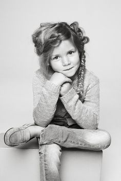 karolina henke. i did a double take at this picture because it looks just like @Betsy Sorenson little girl!!