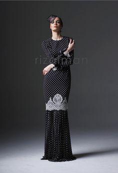 By Rizalman Ibrahim, iconic Malaysian Designer.