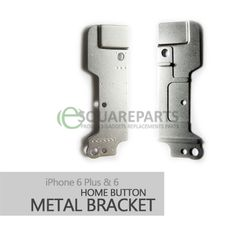 iPhone 6 and 6 Plus Home Button Metal Bracket  #Apple #iPhone6Plus #EsquareParts #ReplacementParts #InternalParts #MetalBracket #HomeButton #MetalFrame