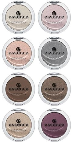 essence the velvets eyeshadow swatches | Beauty and Makeup ...