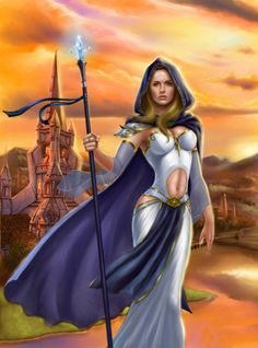 "Role Model: Jaina Proudmoore of ""Warcraft"" video games"