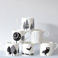 Owl Mug Pinned by www.myowlbarn.com