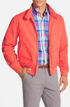 Men's Robert Talbott 'Bullitt' Cotton Jacket