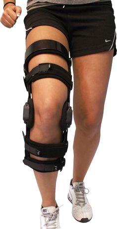 5780ab898a EA/1 - Dynamic Left Knee Brace, Small, 15-1/2
