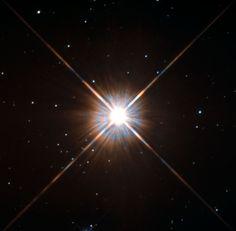 A Hubble Space Telescope image of Proxima Centauri, the closest star to Earth. Credit: ESA/Hubble & NASA
