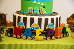 Planes, Trains & Automobiles Guest Dessert Feature | Amy Atlas Events