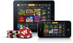 Online wedden en casinospellen op smartphone en tablet