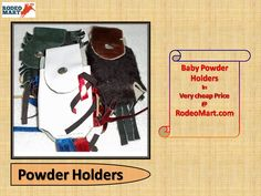 Get  Powder Holders for your kids. We have only 1 left in white color. so buy it now for your child. click here for shop ------> https://www.rodeomart.com/Powder-Holders-p/powder-holders.htm  #rodeospecials #westernspecials #Powderholder