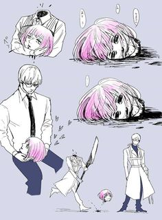 Arima and Hairu