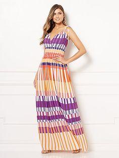 a38c79f4262 Athena Maxi Dress - Eva Mendes Collection