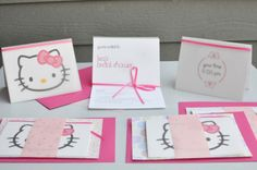 hello kitty bridal shower invites...this is so ME