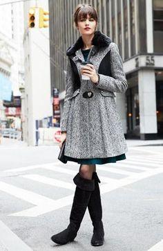 Coats + Cappuccino + City Life