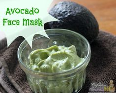 Do you know the benefits of avocado oil for skin care? Try this homemade avocado face mask recipe and feel the results of smoother more supple skin today! Ripe Avocado, Avocado Oil, Skin Care Routine Steps, Skin Care Tips, Acne Face Mask, Face Masks, Skin Mask, Face Skin, Avocado Face Mask