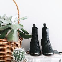 Miann Scanlan Marho leather boots