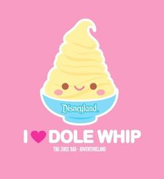 Have you ever had one of those Pineapple Dole Whips from the Tiki Bar in Adventureland? They are TO DIE for. I found a recipe for it that can easily be made at home without having to pay for a...