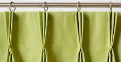 pinch pleat curtains - Google Search