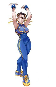 Street Fighter: Alpha l Chun-Li Street Fighter Alpha, Capcom Street Fighter, Super Street Fighter, Game Character, Character Concept, Character Design, Street Fighter Characters, Female Characters, Fictional Characters