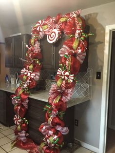 Christmas Swag, Christmas Door Garland, Christmas decorations, elf decorations AboutThis item is unavailable Grinch Christmas Decorations, Burlap Christmas Tree, Christmas Front Doors, Christmas Mesh Wreaths, Christmas Swags, Office Christmas, Christmas Centerpieces, Christmas Crafts, Primitive Christmas