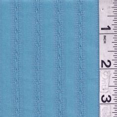 "Dark Aqua Lawn  Semi Sheer Dark Aqua  Lawn Fabric with Tone on Tone Fancy Leno Stripes  Suitable for Blouses  100% Cotton  54"" wide  Machine Washable  Usually $11.00/yd  $5.25 per yard"