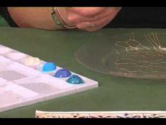N 49 Decoglass - Tecnica puntinata