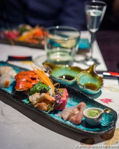 I must have you.   Sushi of Shiori.=DINE CHIC