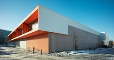 Group scoulare via archdaily