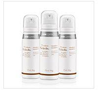 Kit desodorante  antitranspirante  aerossol macadâmia