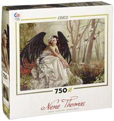 Ceaco Nene Thomas - Swan Song Jigsaw Puzzle 750 Pieces #Ceaco