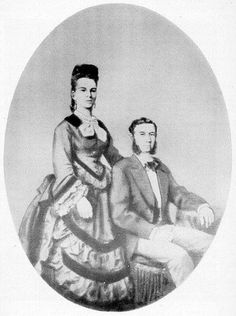 """""""I've always stayed with my husband; so why should I leave him now? We have been together for many years. Where you go, I go""""- Reportedly said by Ida Straus, wife of Macy's founder Isidor Straus, after she refused to get into lifeboat #8. The last reported sighting of the couple had them sitting on a pair of deck chairs."""