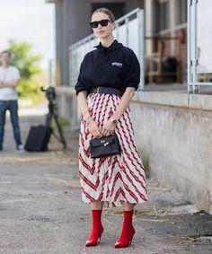 The Best Street Style At Copenhagen Fashion Week SS18 #refinery29 http://www.refinery29.uk/2017/08/167138/street-style-copenhagen-fashion-week-ss18#slide-2