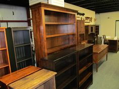Bookcases - misc. - eclectic - bookcases cabinets and computer armoires - columbus - Geitgey's Amish Country Furnishings